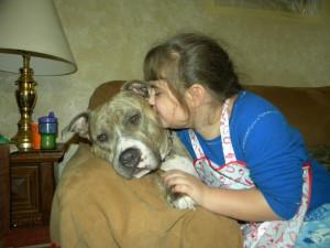 Pit Bulls and Children